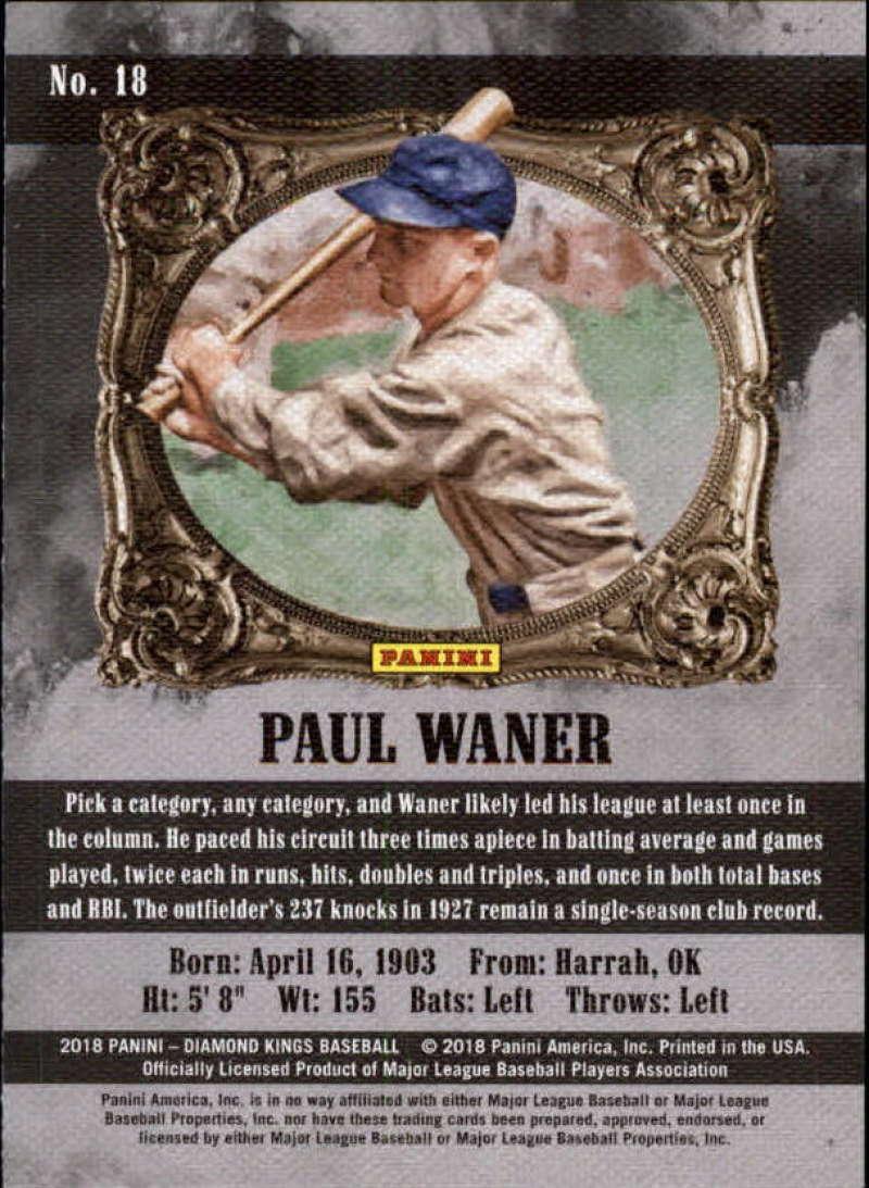 2018-Panini-Diamond-Kings-Baseball-Photo-Variation-Singles-Pick-Your-Cards thumbnail 7
