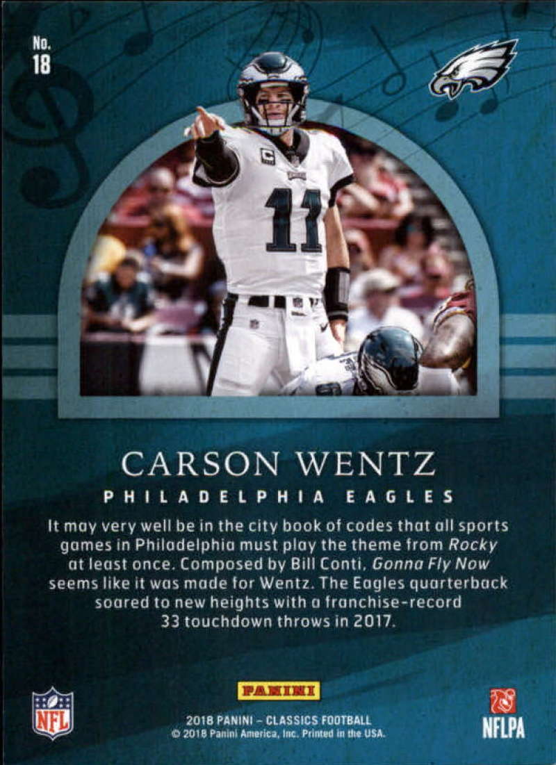 2018-Panini-Classics-Football-Gold-Parallel-Singles-99-Pick-Your-Cards thumbnail 3