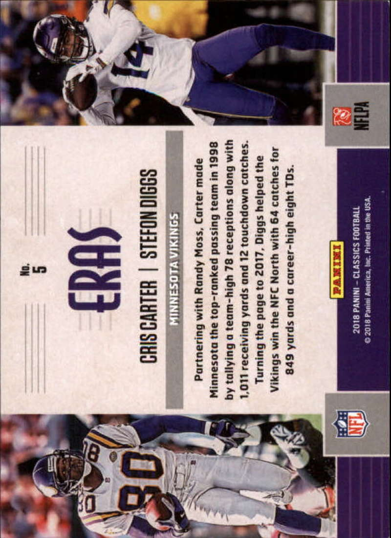 2018-Panini-Classics-Football-Gold-Parallel-Singles-99-Pick-Your-Cards thumbnail 5