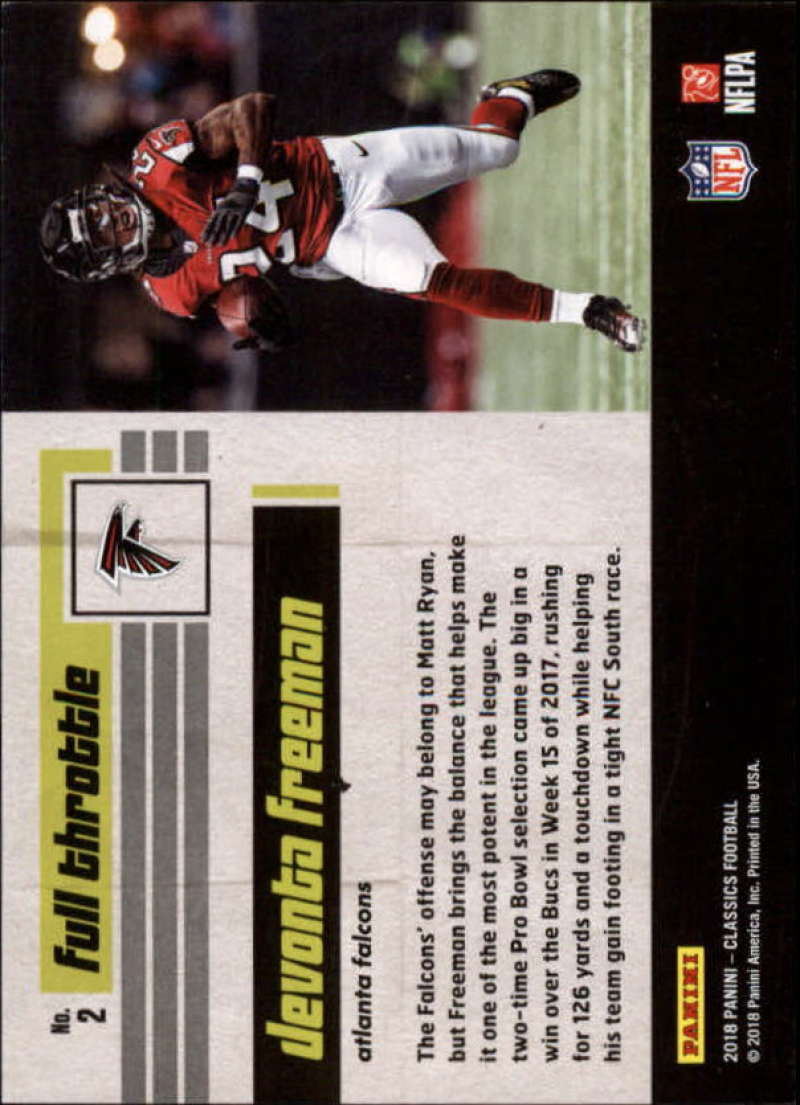 2018-Panini-Classics-Football-Gold-Parallel-Singles-99-Pick-Your-Cards thumbnail 7