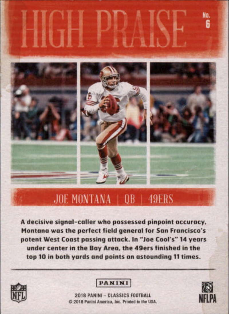 2018-Panini-Classics-Football-Gold-Parallel-Singles-99-Pick-Your-Cards thumbnail 13
