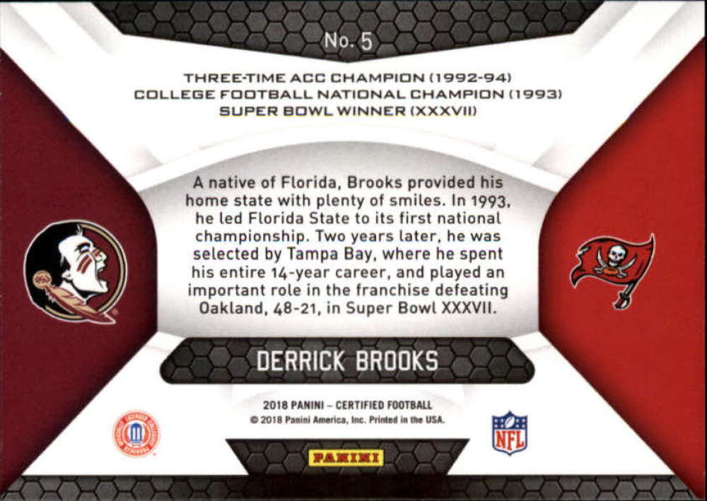 2018-Panini-Certified-Football-Insert-Singles-Pick-Your-Cards miniature 5