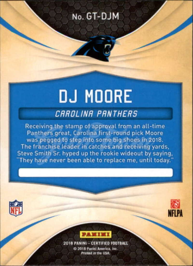 2018-Panini-Certified-Football-Insert-Singles-Pick-Your-Cards miniature 24