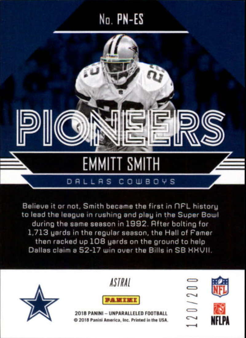 2018-Panini-Unparalleled-Football-Insert-Astral-200-Singles-Pick-Your-Cards miniature 11