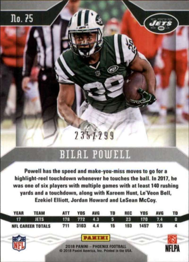2018-Panini-Phoenix-Football-Red-Parallel-Singles-299-Pick-Your-Cards thumbnail 27