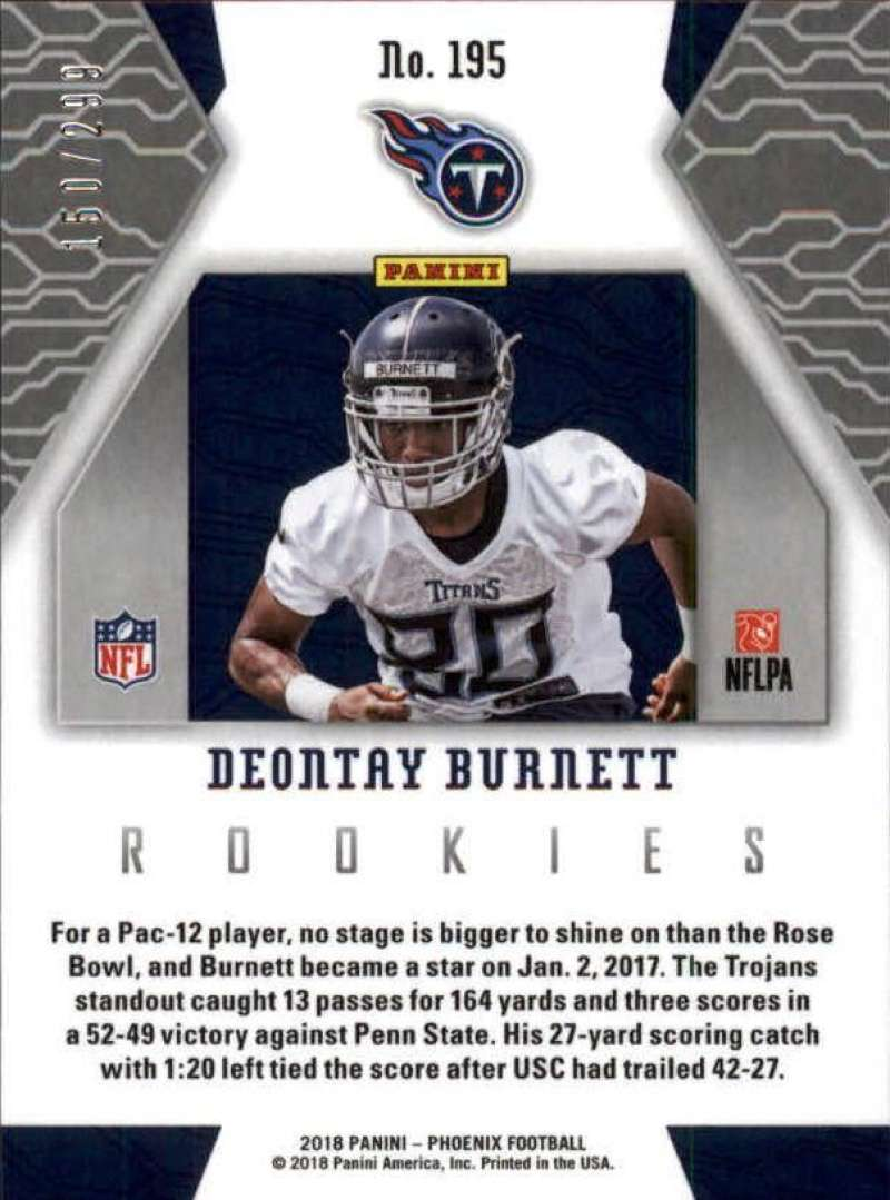 2018-Panini-Phoenix-Football-Red-Parallel-Singles-299-Pick-Your-Cards thumbnail 67