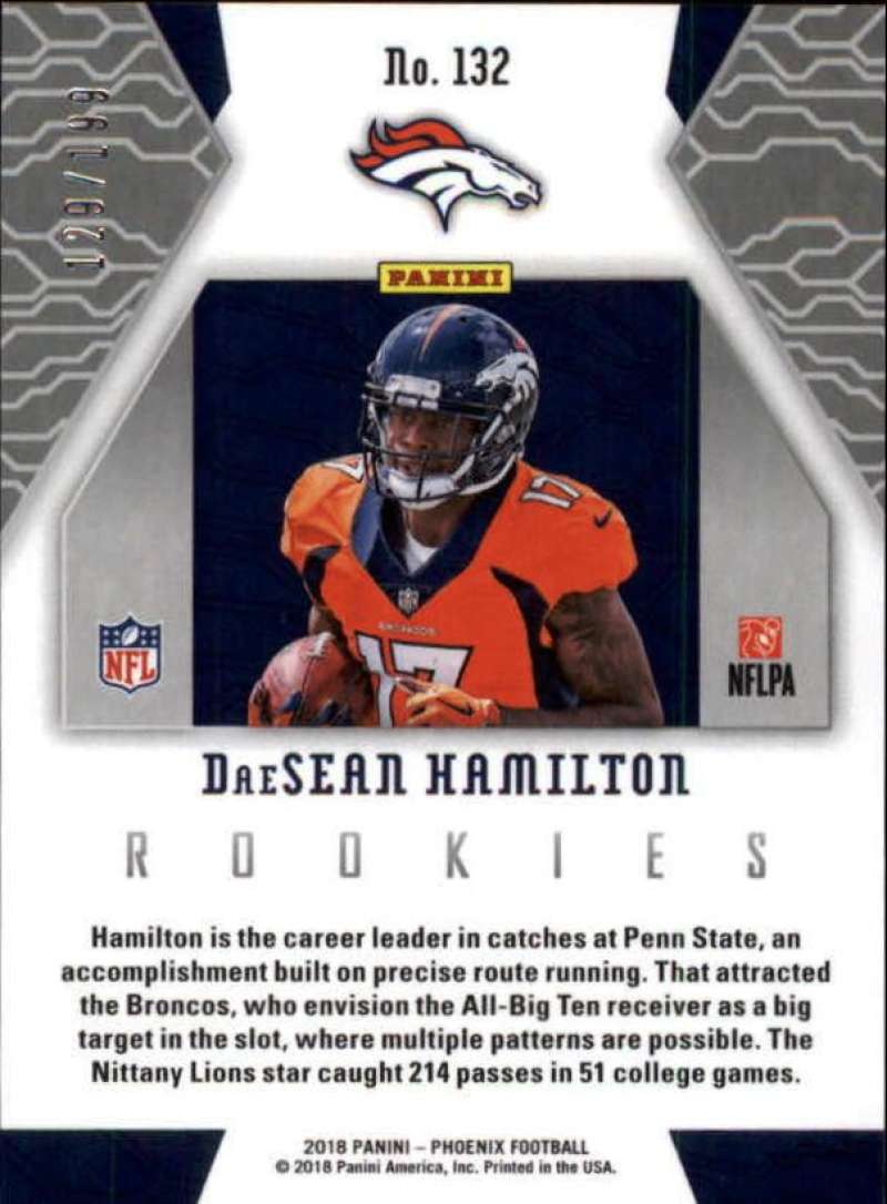 2018-Panini-Phoenix-Football-Pink-Parallel-Singles-199-Pick-Your-Cards thumbnail 35