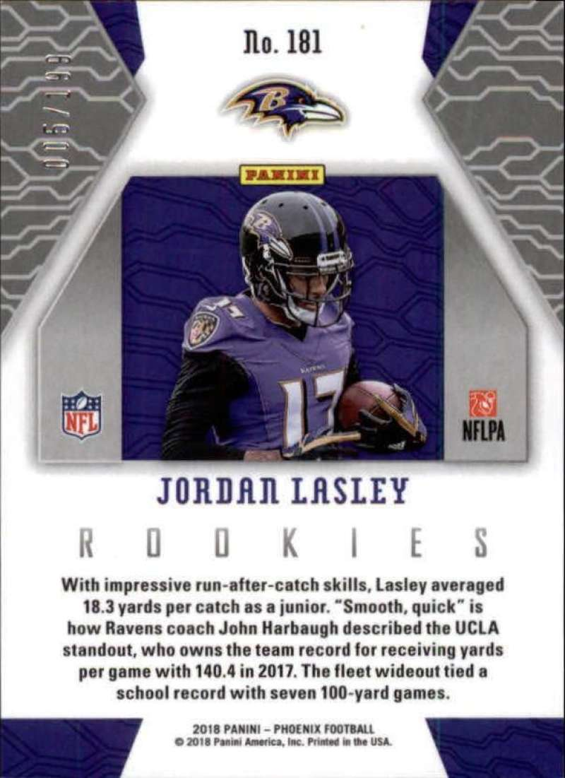 2018-Panini-Phoenix-Football-Pink-Parallel-Singles-199-Pick-Your-Cards thumbnail 47