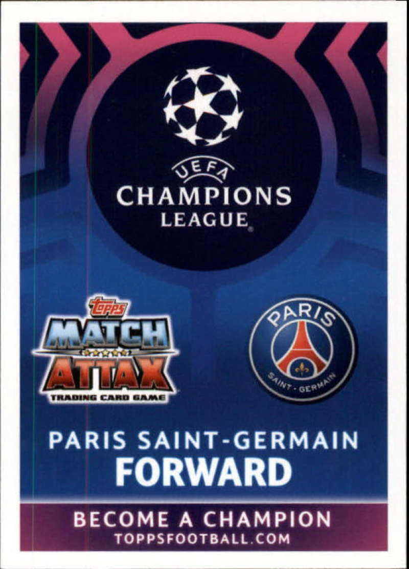 2018-19-Topps-UEFA-Champions-League-Match-Attax-Insert-Singles-Pick-Your-Cards thumbnail 39