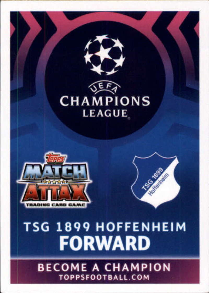 2018-19-Topps-UEFA-Champions-League-Match-Attax-Insert-Singles-Pick-Your-Cards thumbnail 43