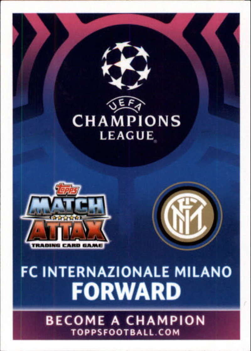 2018-19-Topps-UEFA-Champions-League-Match-Attax-Insert-Singles-Pick-Your-Cards thumbnail 55