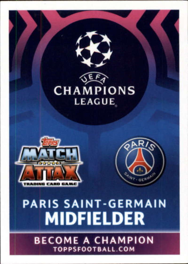 2018-19-Topps-UEFA-Champions-League-Match-Attax-Insert-Singles-Pick-Your-Cards thumbnail 69