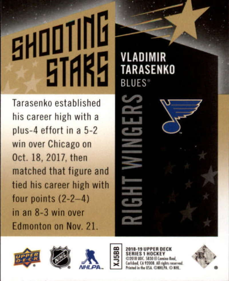 2018-19-Upper-Deck-Series-1-NHL-Hockey-Insert-Parallel-Singles-Pick-Your-Cards miniature 7