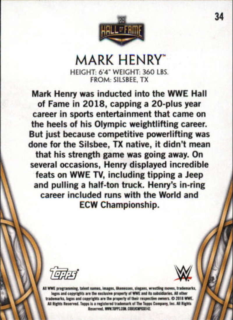 2018-Topps-Legends-of-WWE-Wrestling-Base-Singles-Pick-Your-Cards