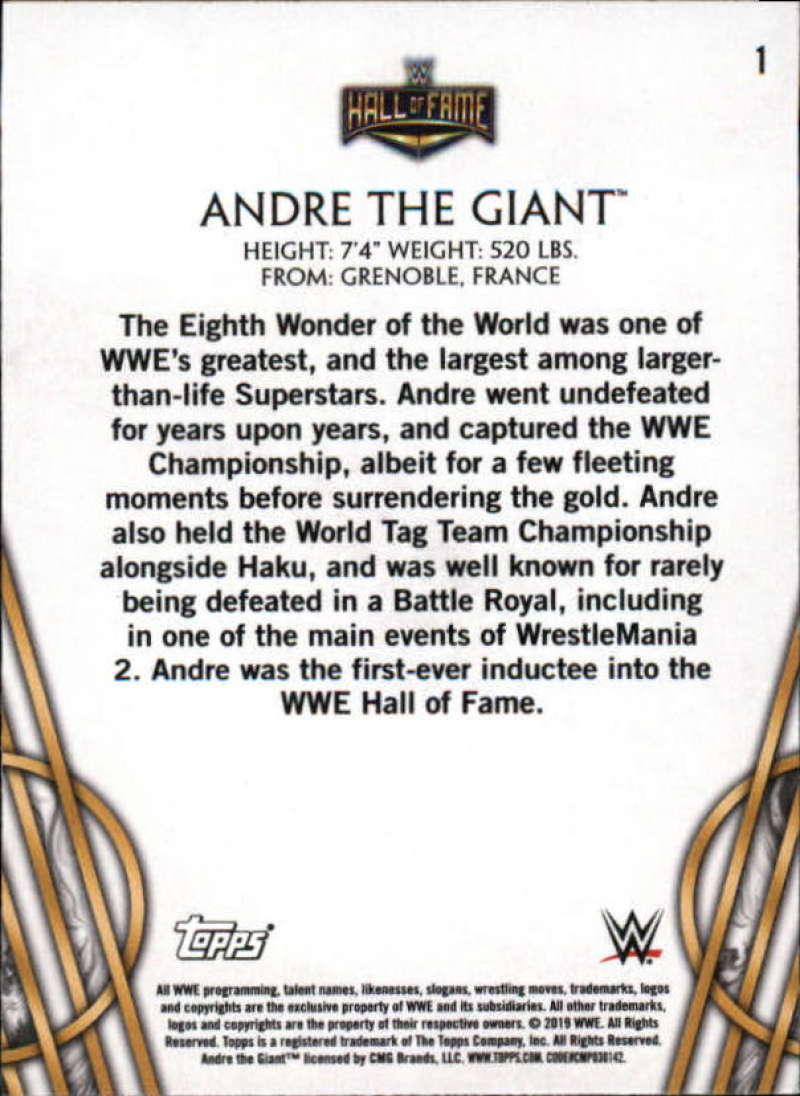 2018-Topps-Legends-of-WWE-Wrestling-Bronze-Singles-Pick-Your-Cards thumbnail 3