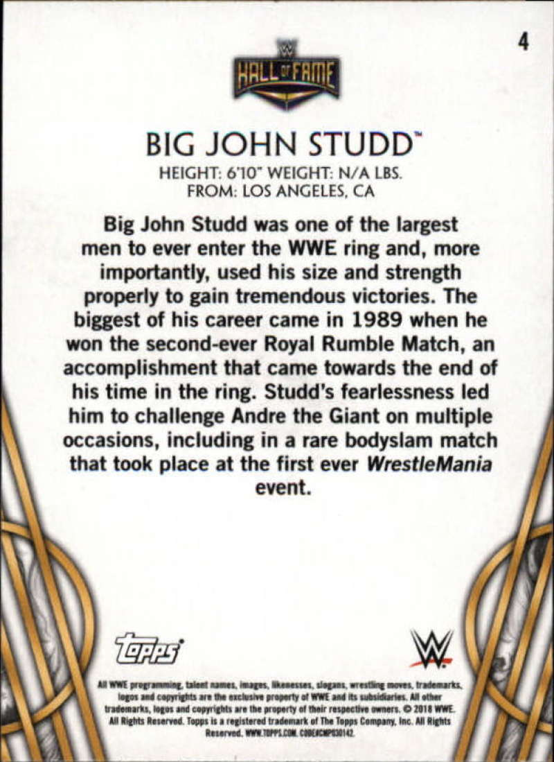 2018-Topps-Legends-of-WWE-Wrestling-Bronze-Singles-Pick-Your-Cards thumbnail 9