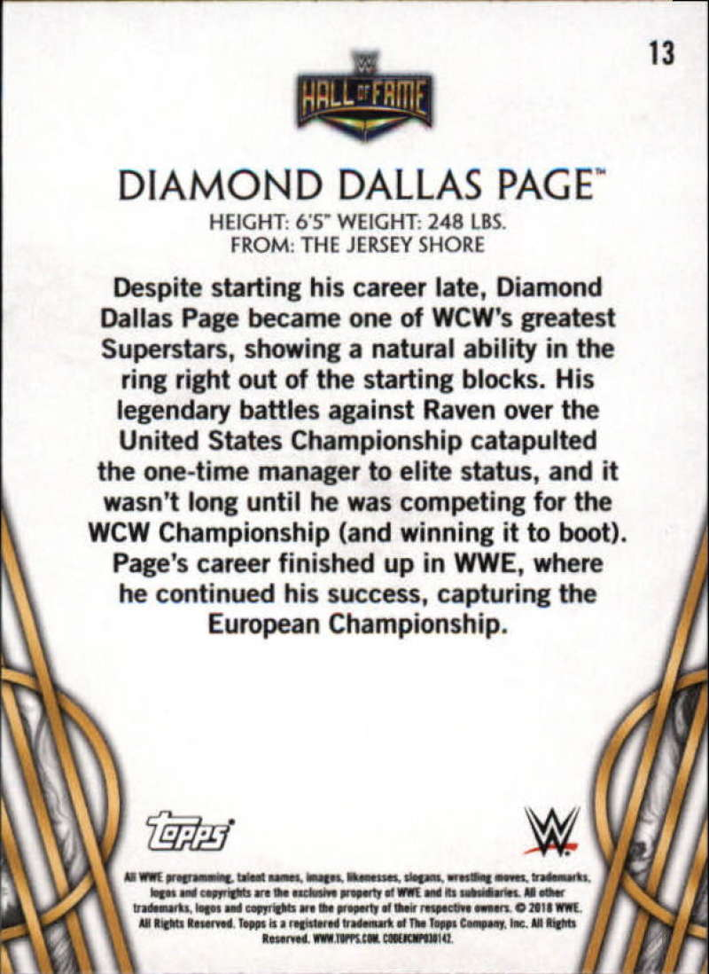 2018-Topps-Legends-of-WWE-Wrestling-Bronze-Singles-Pick-Your-Cards thumbnail 27