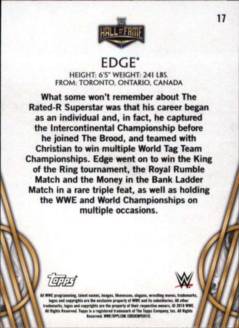 2018-Topps-Legends-of-WWE-Wrestling-Bronze-Singles-Pick-Your-Cards thumbnail 35