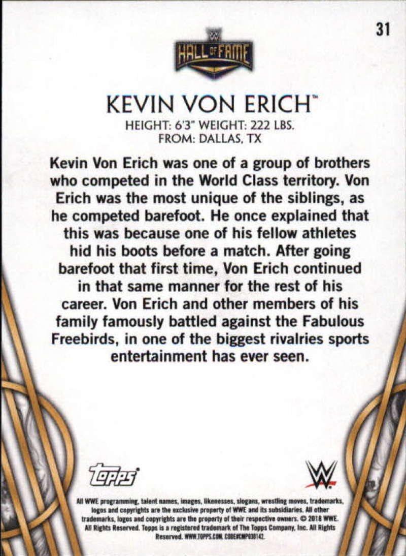 2018-Topps-Legends-of-WWE-Wrestling-Bronze-Singles-Pick-Your-Cards thumbnail 51