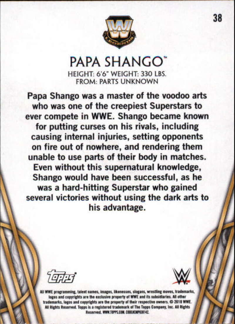 2018-Topps-Legends-of-WWE-Wrestling-Bronze-Singles-Pick-Your-Cards thumbnail 59