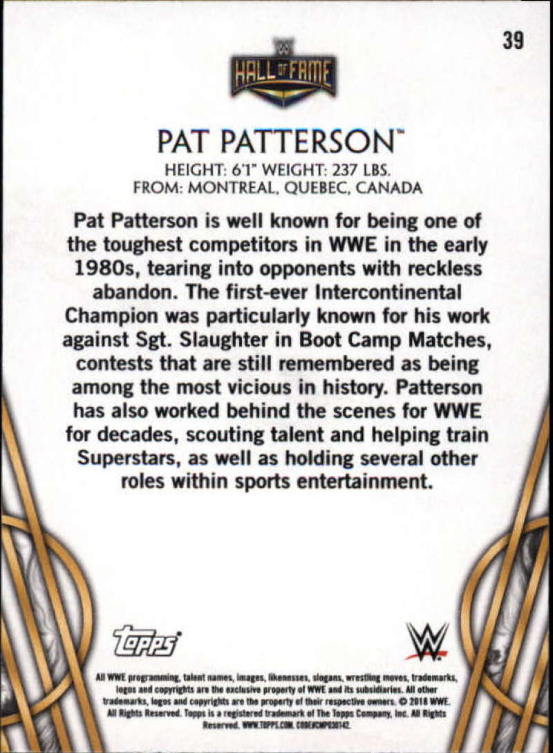 2018-Topps-Legends-of-WWE-Wrestling-Bronze-Singles-Pick-Your-Cards thumbnail 61