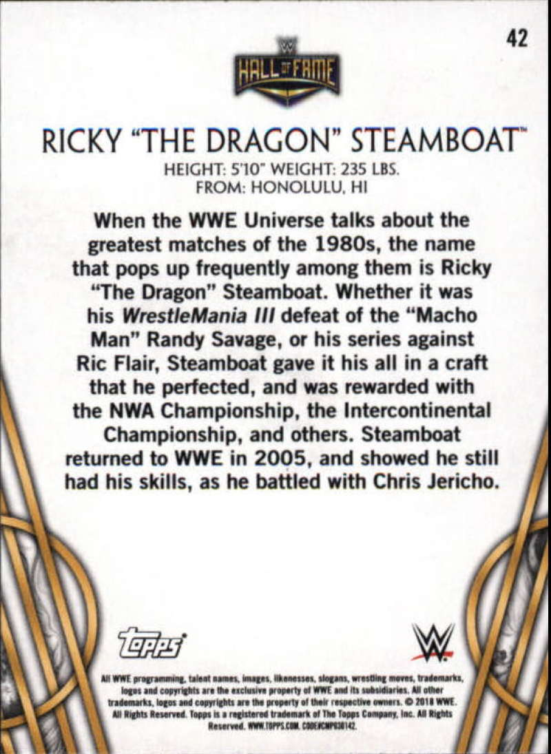 2018-Topps-Legends-of-WWE-Wrestling-Bronze-Singles-Pick-Your-Cards thumbnail 65