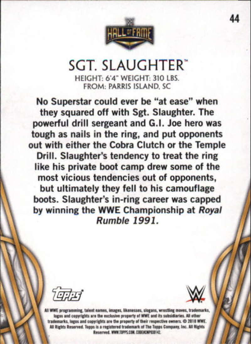 2018-Topps-Legends-of-WWE-Wrestling-Bronze-Singles-Pick-Your-Cards thumbnail 67