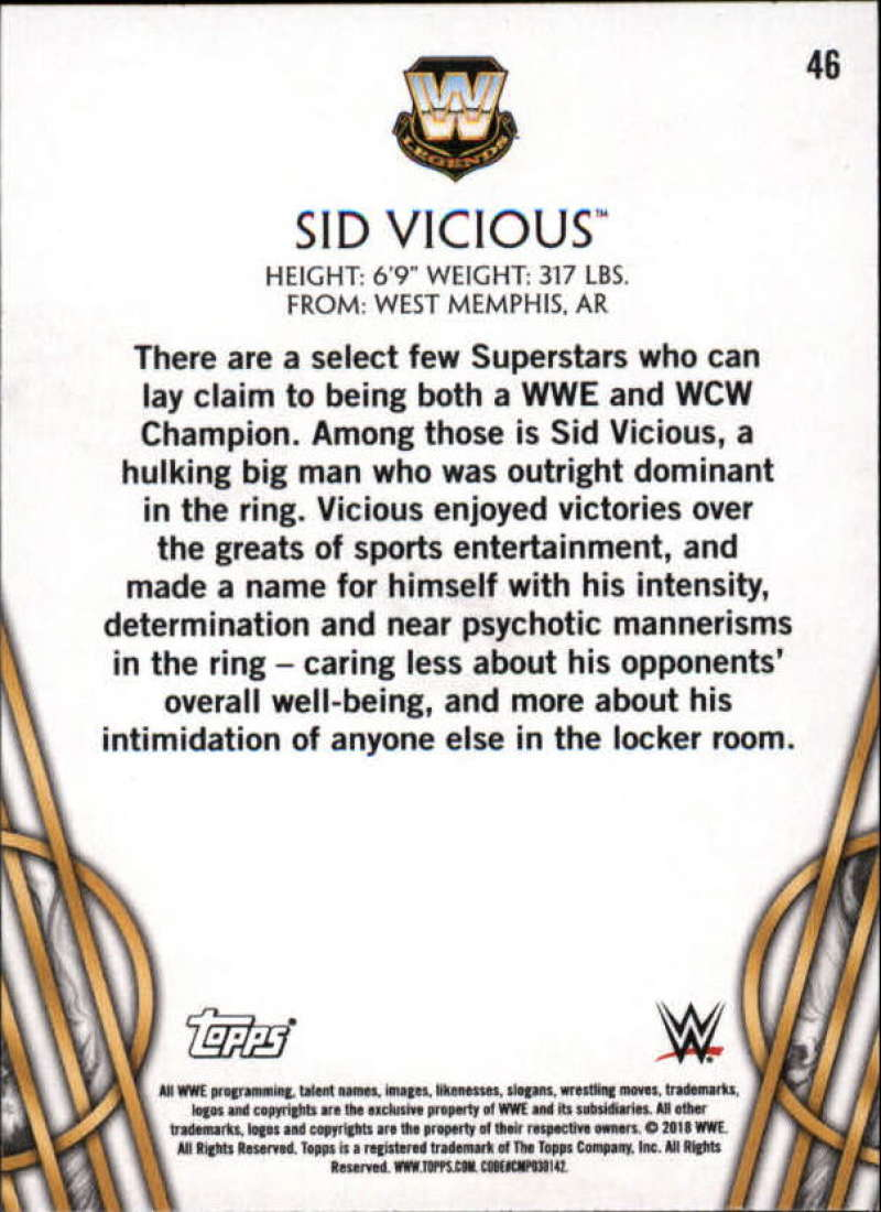 2018-Topps-Legends-of-WWE-Wrestling-Bronze-Singles-Pick-Your-Cards thumbnail 69