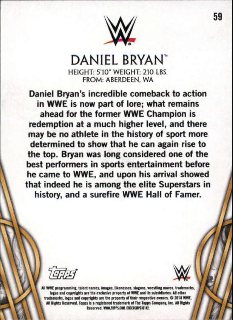 2018-Topps-Legends-of-WWE-Wrestling-Bronze-Singles-Pick-Your-Cards thumbnail 81