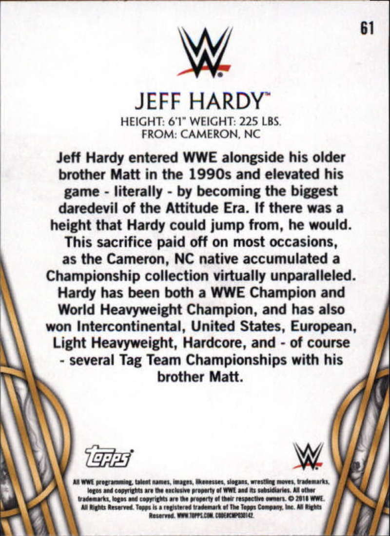 2018-Topps-Legends-of-WWE-Wrestling-Bronze-Singles-Pick-Your-Cards thumbnail 85