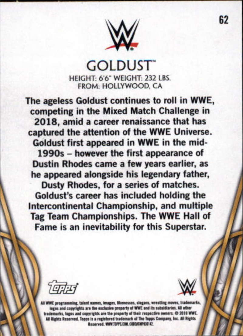 2018-Topps-Legends-of-WWE-Wrestling-Bronze-Singles-Pick-Your-Cards thumbnail 87