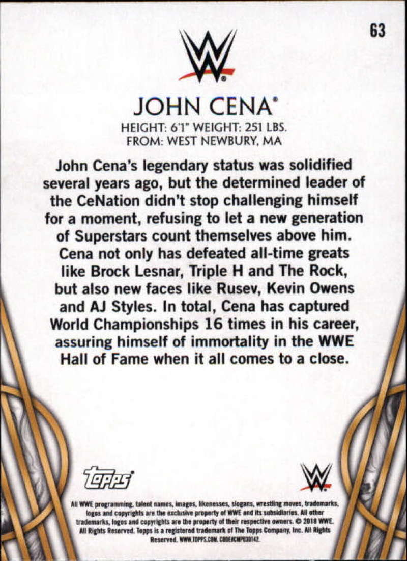 2018-Topps-Legends-of-WWE-Wrestling-Bronze-Singles-Pick-Your-Cards thumbnail 89