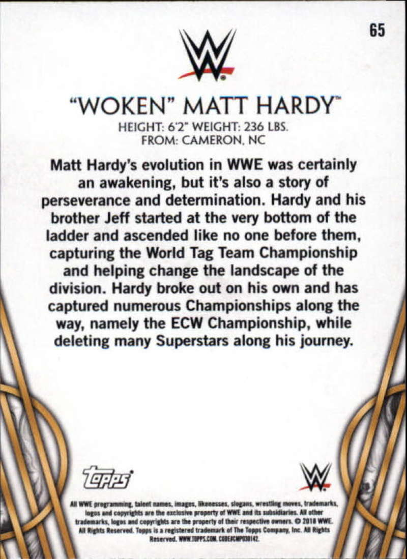 2018-Topps-Legends-of-WWE-Wrestling-Bronze-Singles-Pick-Your-Cards thumbnail 91
