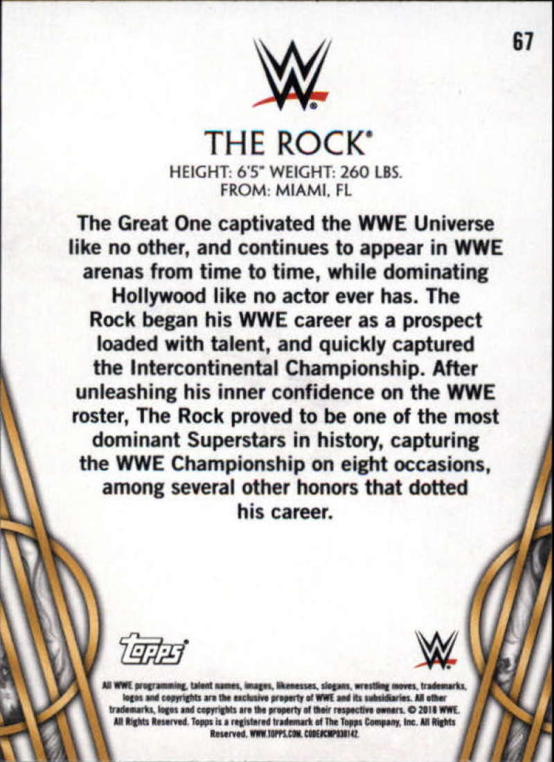 2018-Topps-Legends-of-WWE-Wrestling-Bronze-Singles-Pick-Your-Cards thumbnail 95