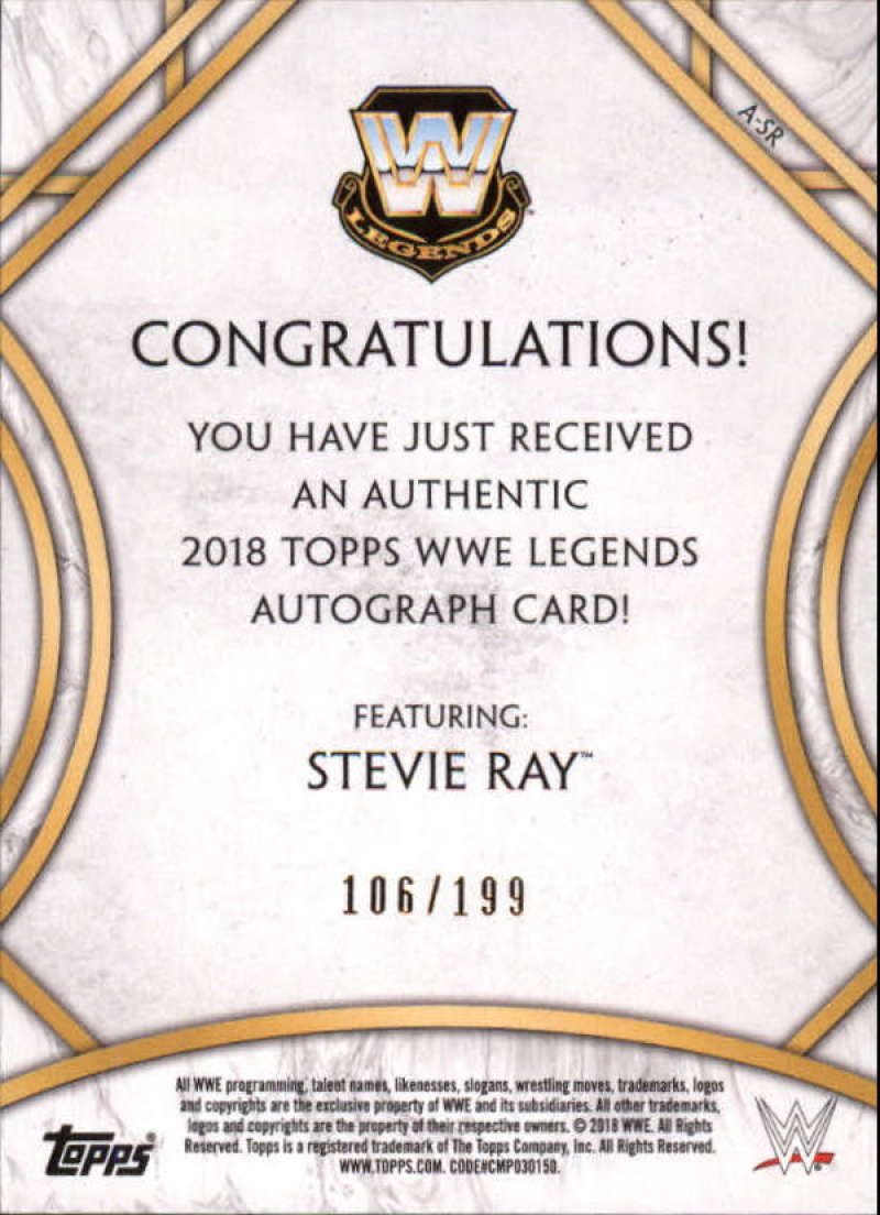2018-Topps-Legends-of-WWE-Wrestling-Autograph-Singles-Pick-Your-Cards thumbnail 17