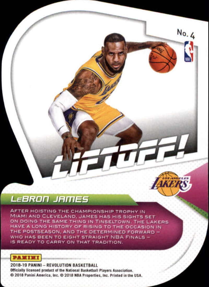 2018-19-Panini-Revolution-NBA-Basketball-Insert-Singles-Pick-Your-Cards thumbnail 3