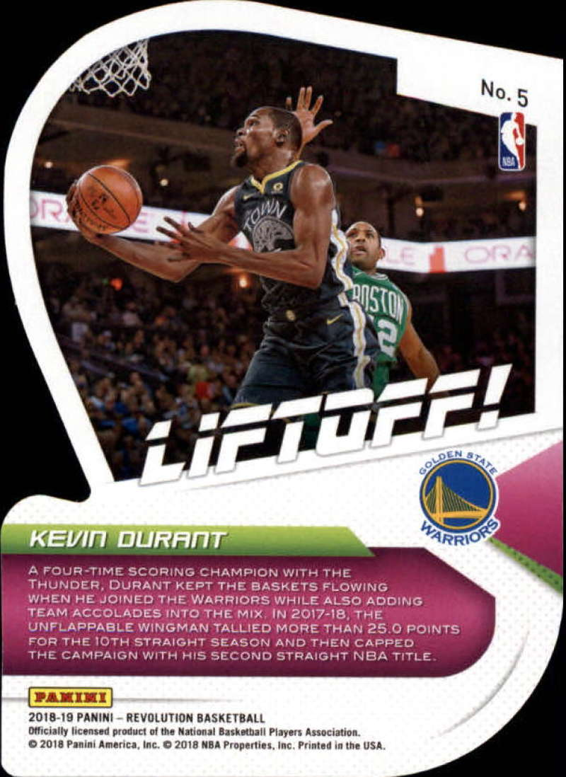 2018-19-Panini-Revolution-NBA-Basketball-Insert-Singles-Pick-Your-Cards thumbnail 5