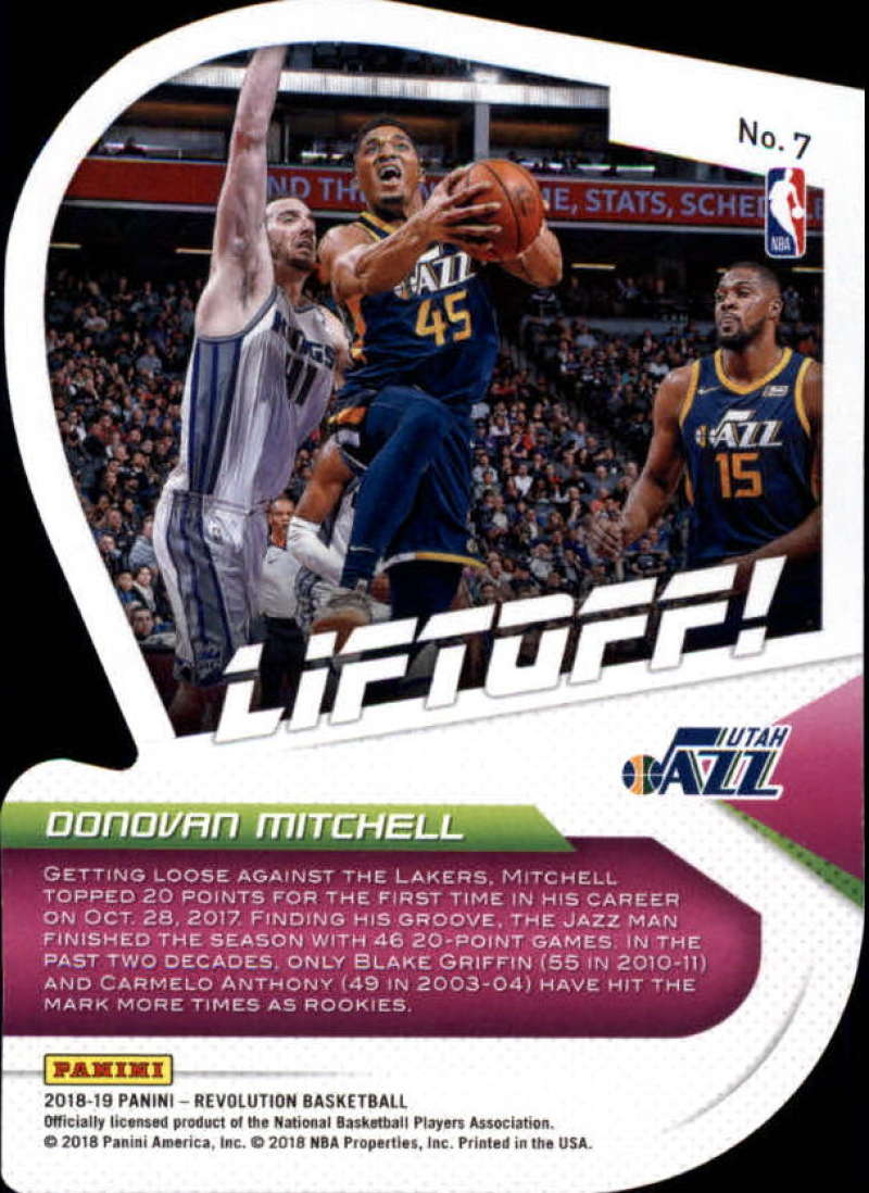 2018-19-Panini-Revolution-NBA-Basketball-Insert-Singles-Pick-Your-Cards thumbnail 9