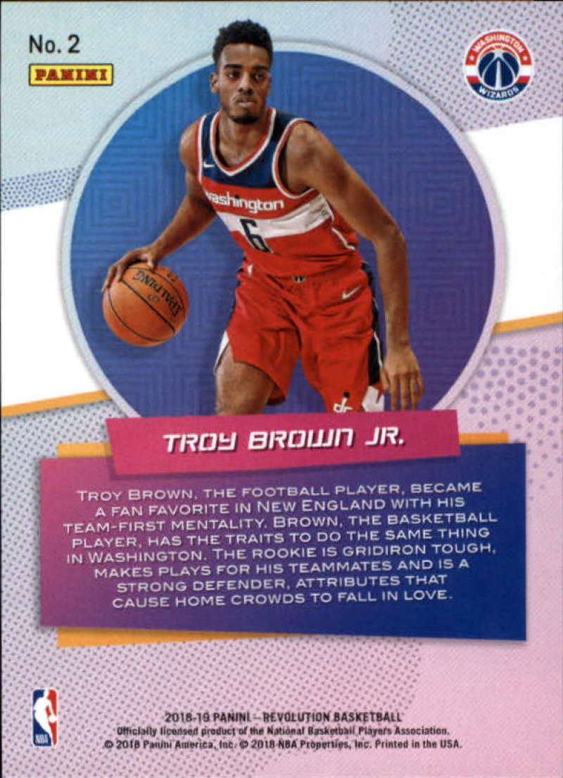 2018-19-Panini-Revolution-NBA-Basketball-Insert-Singles-Pick-Your-Cards thumbnail 13