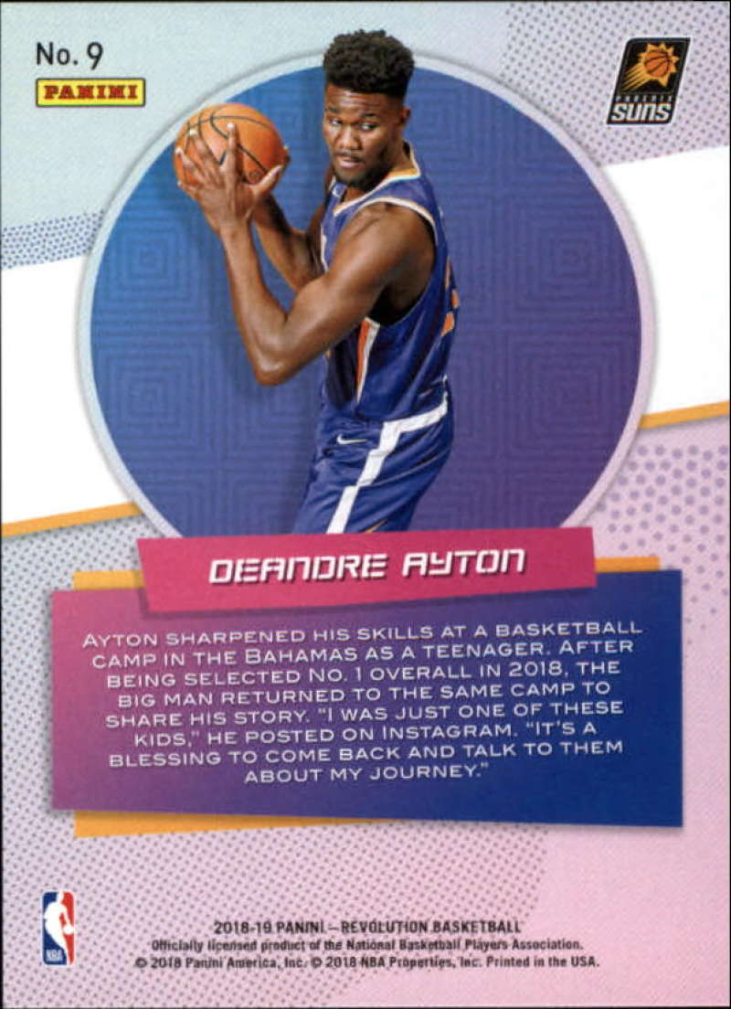 2018-19-Panini-Revolution-NBA-Basketball-Insert-Singles-Pick-Your-Cards thumbnail 17