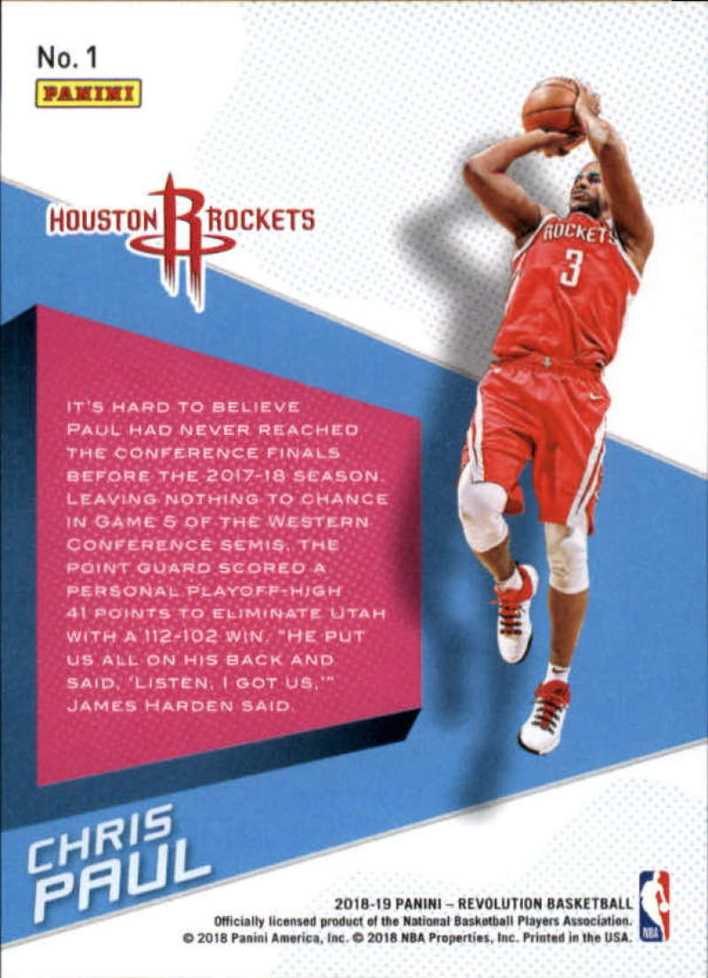 2018-19-Panini-Revolution-NBA-Basketball-Insert-Singles-Pick-Your-Cards thumbnail 29