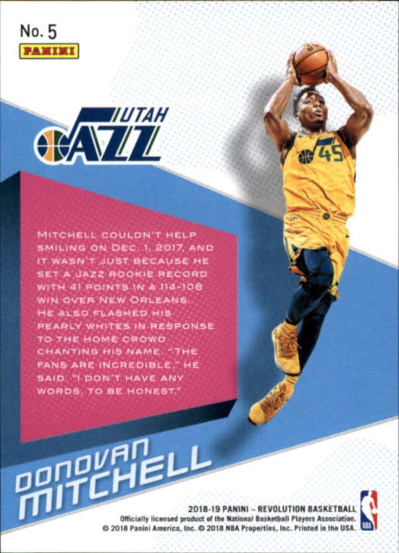 2018-19-Panini-Revolution-NBA-Basketball-Insert-Singles-Pick-Your-Cards thumbnail 33