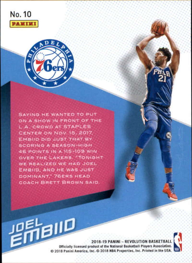 2018-19-Panini-Revolution-NBA-Basketball-Insert-Singles-Pick-Your-Cards thumbnail 41