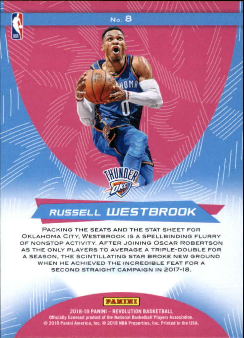 2018-19-Panini-Revolution-NBA-Basketball-Insert-Singles-Pick-Your-Cards thumbnail 57
