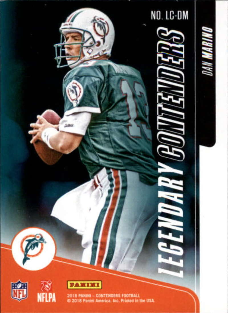 2018-Panini-Contenders-NFL-Football-Emerald-Insert-Singles-Pick-Your-Cards miniature 11