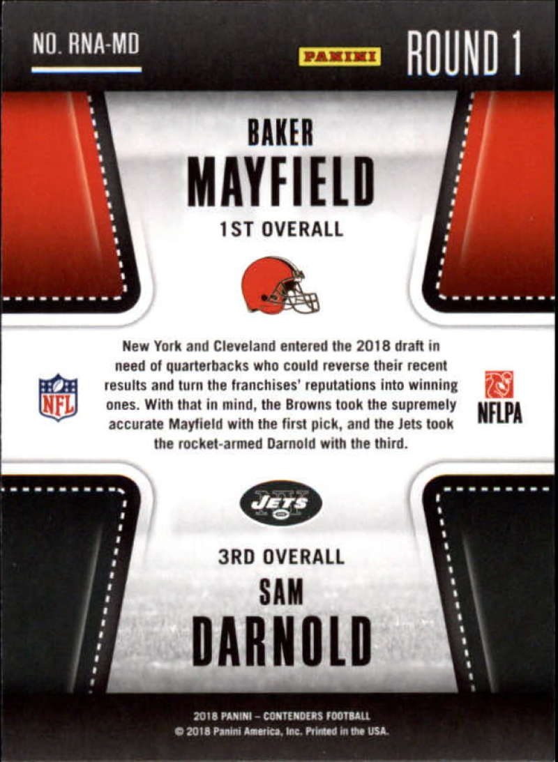 2018-Panini-Contenders-NFL-Football-Emerald-Insert-Singles-Pick-Your-Cards miniature 71