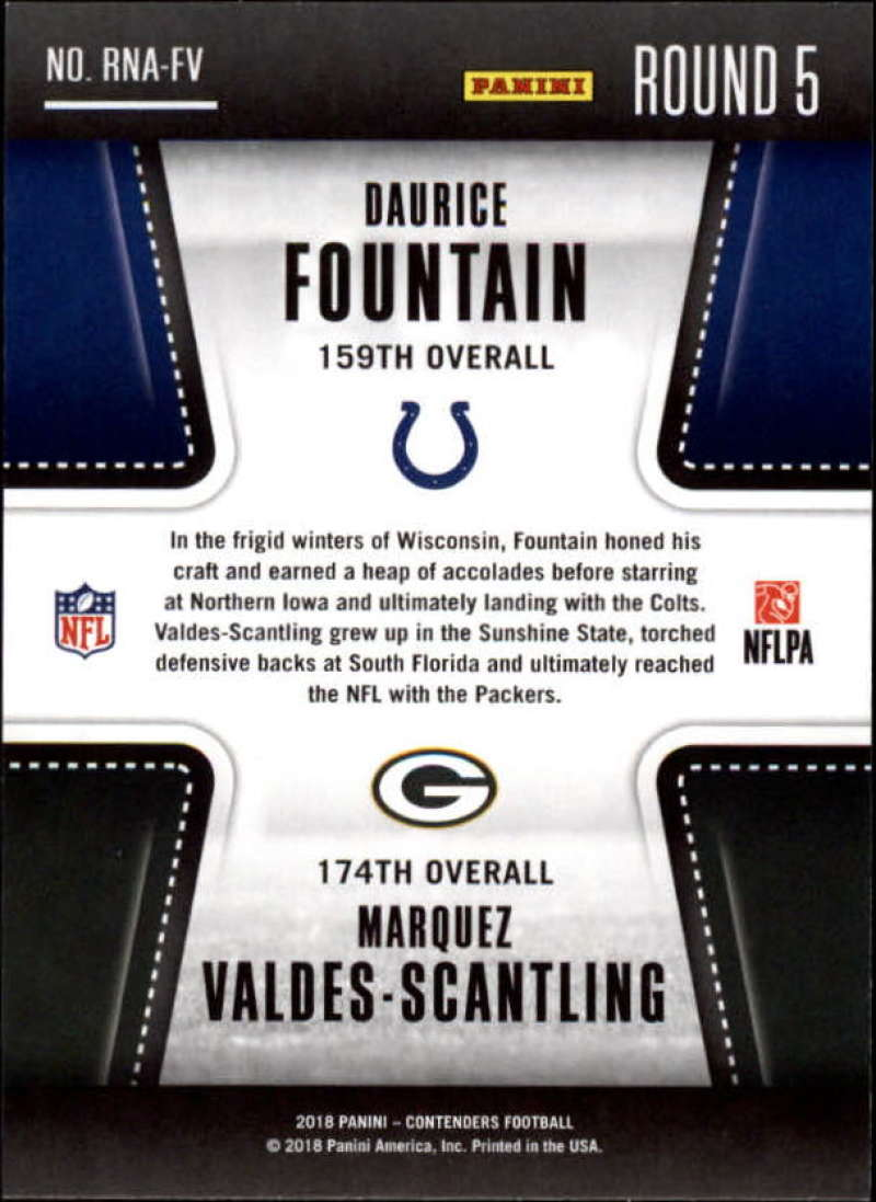 2018-Panini-Contenders-NFL-Football-Emerald-Insert-Singles-Pick-Your-Cards miniature 81