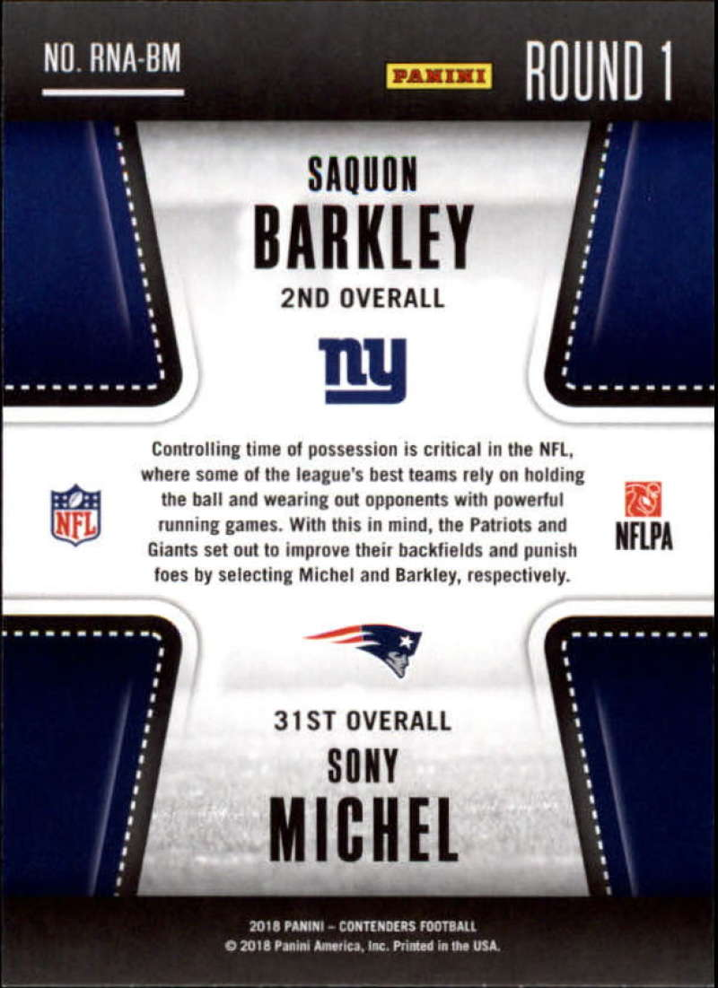 2018-Panini-Contenders-NFL-Football-Emerald-Insert-Singles-Pick-Your-Cards miniature 89