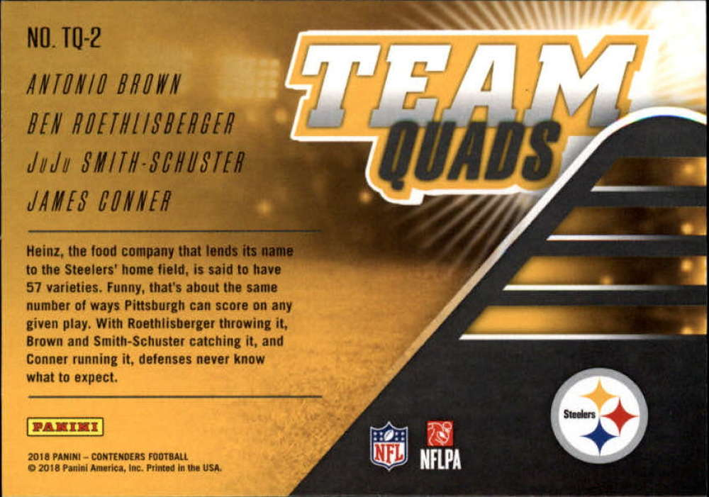 2018-Panini-Contenders-NFL-Football-Emerald-Insert-Singles-Pick-Your-Cards miniature 91