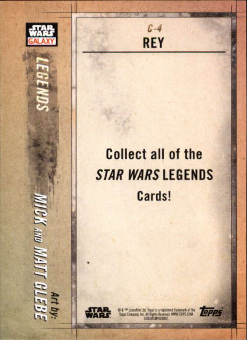 2018-Topps-Star-Wars-Galaxy-Legends-Insert-Singles-Pick-Your-Cards thumbnail 9